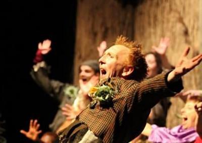 Boudicca – The Pantomime