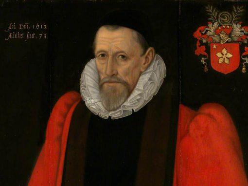 Thomas Anguish commission